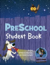 Under the Stars VBS: Preschool Student Book