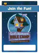 Under the Stars VBS: Publicity Posters - Slightly Imperfect