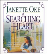 A Searching Heart - unabridged audiobook on CD