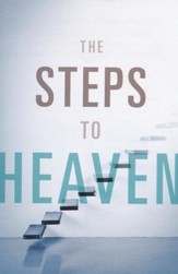 The Steps to Heaven (KJV), Pack of 25 Tracts