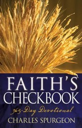 Faith's Checkbook (365 Day Devotional) - eBook