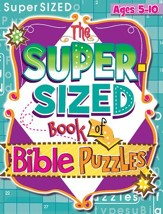 The Super Sized Book of Bible Puzzles