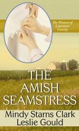 The Amish Seamstress Large Print