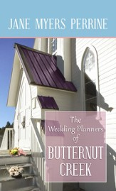 The Wedding Planners of Butternut Creek, Large Print
