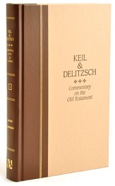 Keil & Delitzsch Commentary on the Old Testament, Volume 8: Jeremiah & Lamentations