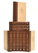 Keil & Delitzsch Commentary on the Old Testament, 10 Volumes: Updated Edition
