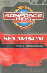 SonForce SFA Manual Student Guide: Preteen