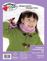 HeartShaper: Preschool Teacher's Convenience Kit, Winter  2015-16