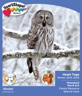 HeartShaper: Heart Tugs, Winter 2015-16