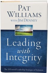 Leading with Integrity: The 28 Essential Leadership Strategies of Solomon - eBook