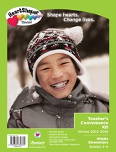 HeartShaper: Middle Elementary Teacher's Convenience Kit,  Winter 2015-16