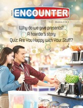 Encounter: Encounter, The Magazine, Winter 2015-16 - Slightly Imperfect