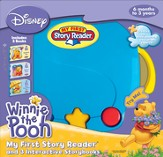 Winnie The Pooh: My First Story Reader - Electronic Reader And 3-Book Set