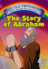 The Story of Abraham 4 DVD Set