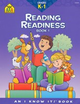 Reading Readiness, Book 1-Grades K-1