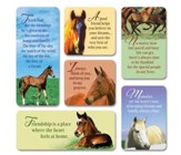 Horse Magnets, Set of 6