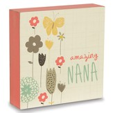 Amazing Nana Plaque