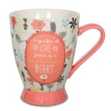 A Garden Of Love Grows In A Grandmother's Heart Mug