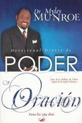 Devocional Diario de Poder y Oración  (Daily Power & Prayer Devotional)