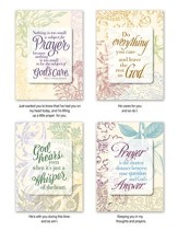 Prayer Notepads, Set of 12