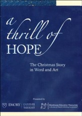 A Thrill of Hope: The Christmas Story in Word and Art, DVD