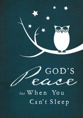 God's Peace When I Can't Sleep - eBook