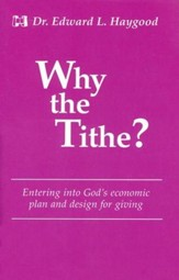 Why the Tithe