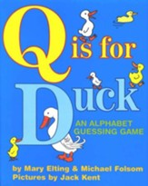 Q Is for Duck, Softcover