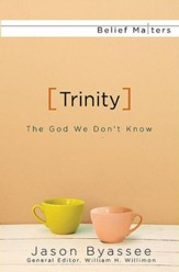 Trinity: The God We Don't Know - eBook