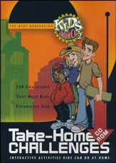 Amazing Journey Take Home Challenge CDROM
