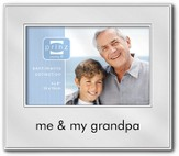 Me & My Grandpa Photo Frame