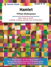 Hamlet, Novel Units Teacher's Guide, Grades 9-12