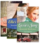 River of Hope Series, Vols. 1-3