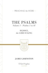 The Psalms (Vol. 1): Rejoice, the Lord Is King - eBook