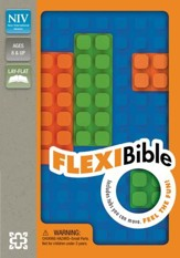 NIV Flexi Bible, Blue