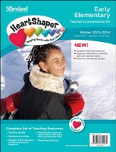 Early Elementary Teacher's Convenience Kit, Winter 2014-15