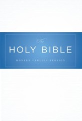 Thinline Reference Bible: Modern English Version (MEV) - eBook