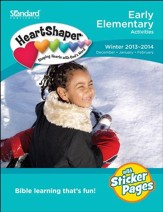 Early Elementary Activities, Winter 2014-15