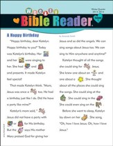 Weekly Bible Reader ®, Winter 2014-15 Pack of 5