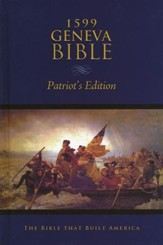 1599 Geneva Bible, Patriot's Edition