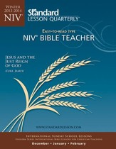 NIV ® Bible Teacher, Winter 2014-15
