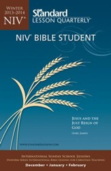 NIV ® Bible Student, Winter 2014-15