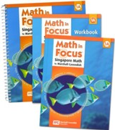 Math in Focus: The Singapore Approach Grade 1A First Semester Kit