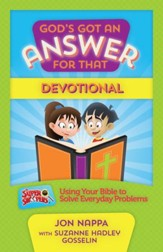 God's Got an Answer for That Devotional - eBook