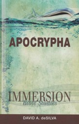 Immersion Bible Studies: Apocrypha