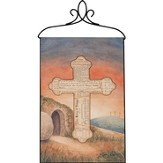 Christ the Lord Is Risen Wallhanging