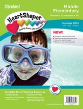 HeartShaper Middle Elementary Teacher's Convenience  Kit, Summer 2014