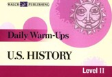 Daily Warm-Ups: U.S. History, Level 2