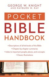 Pocket Bible Handbook - eBook