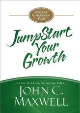 JumpStart Your Growth: A 90-Day Improvement Plan - eBook